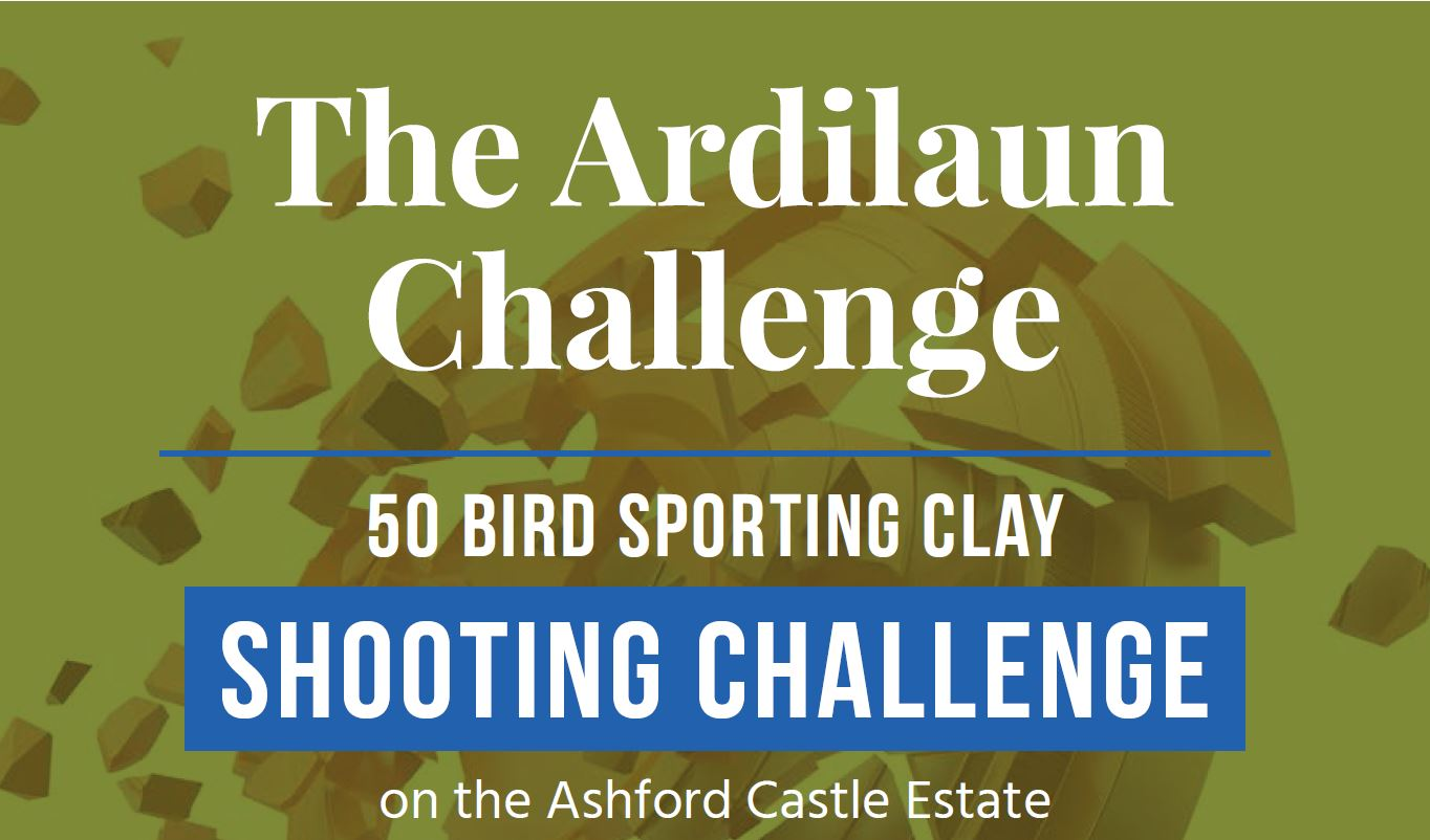 Ardilaun Challenge website 2018