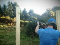 Guinness' Shooting Experience